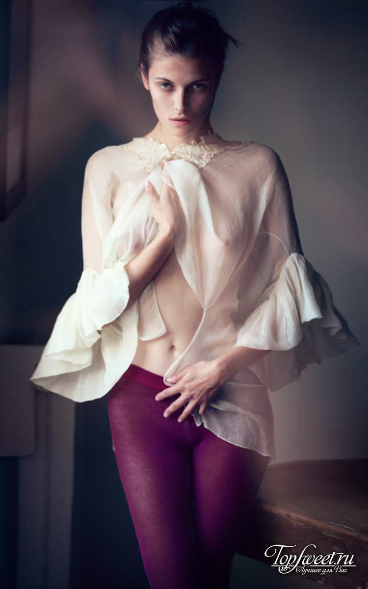 Jessica Lewis. ТОП-10 горячих канадских моделей