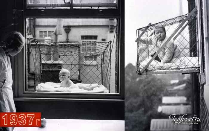 Клетка-для-детей,-1937-год