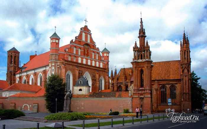 Литва, Вильнюс