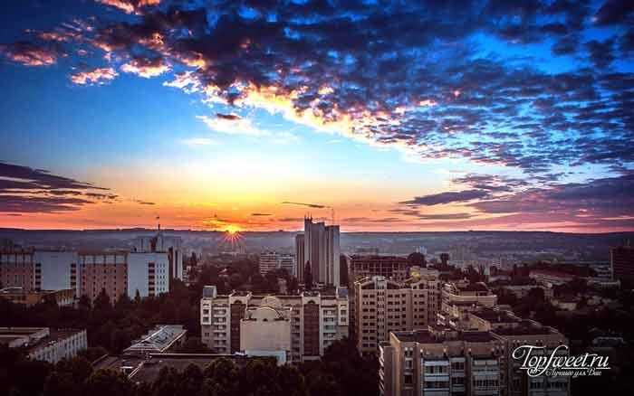 Молдова, Кишинев