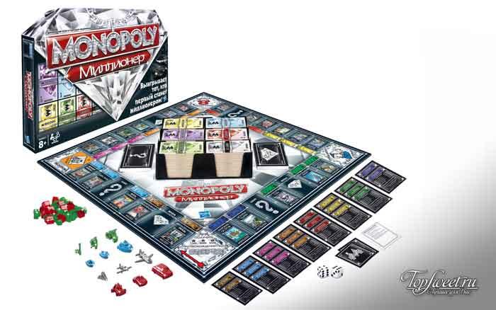 Монополия. Лучшая настольная игра