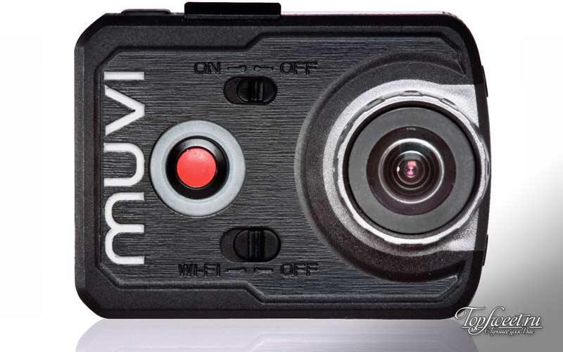 Muvi K-Series K2 NPNG. Лучшие action камеры 2016 года