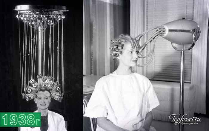 Приспособление для завивки волос