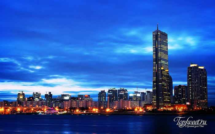 Республика Корея, Сеул