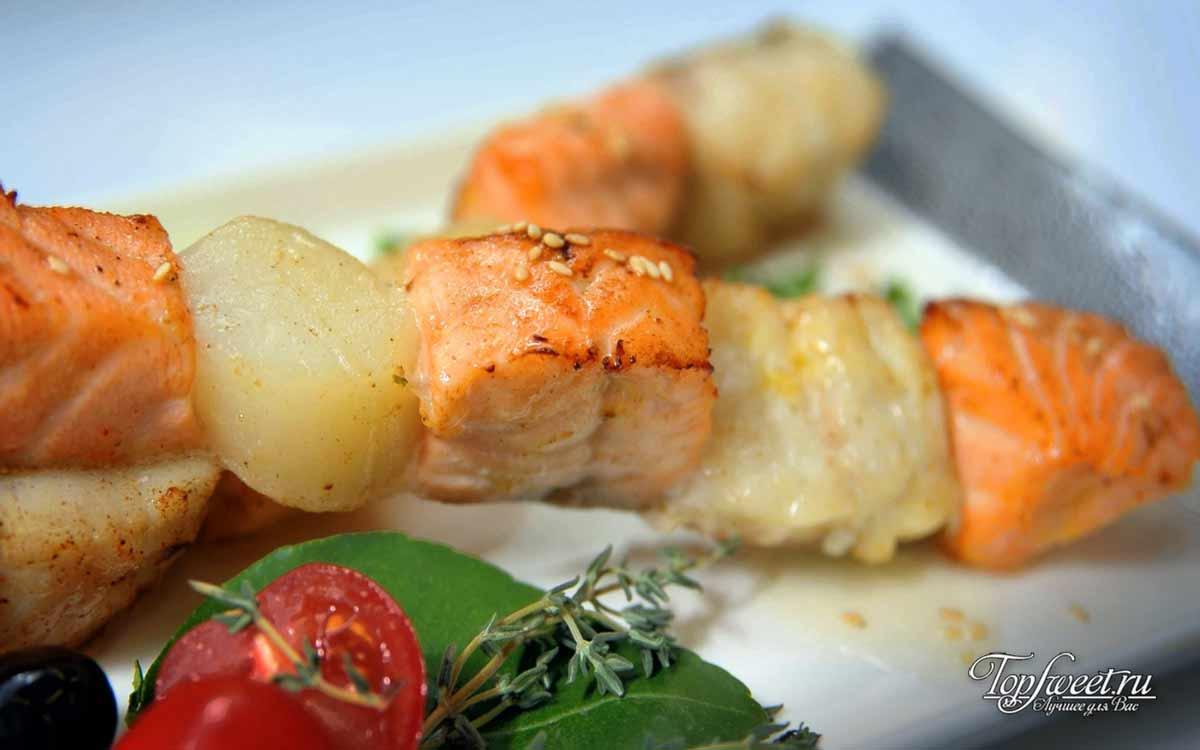 рецепты салата овощных и рыбных
