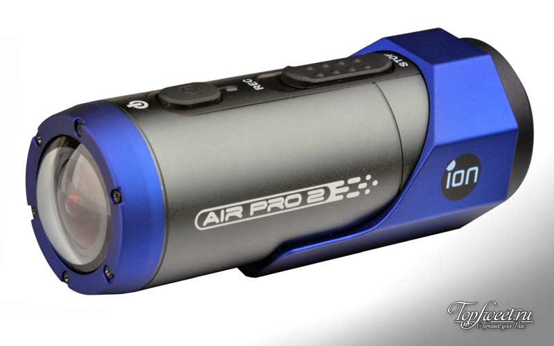 iON Air Pro 3. ТОП-10 лучших экшн камер