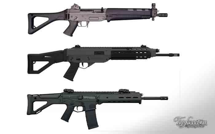 Bushmaster ACR 3. Лучшие автоматы в мире