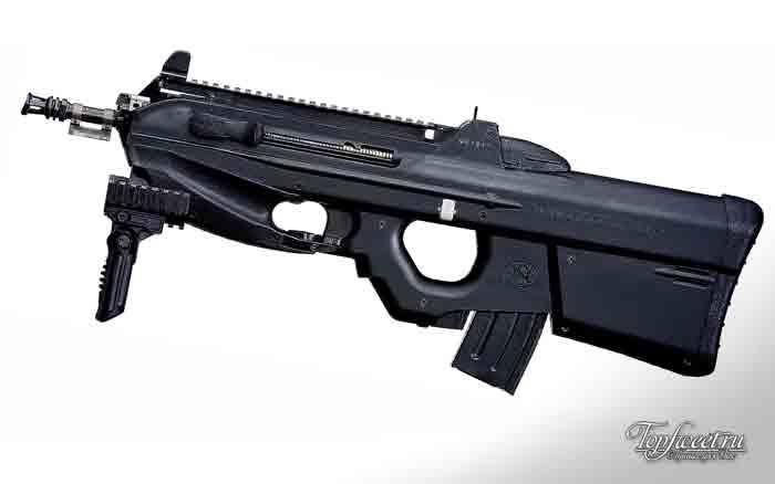 FN F2000. Лучшие автоматы в мире