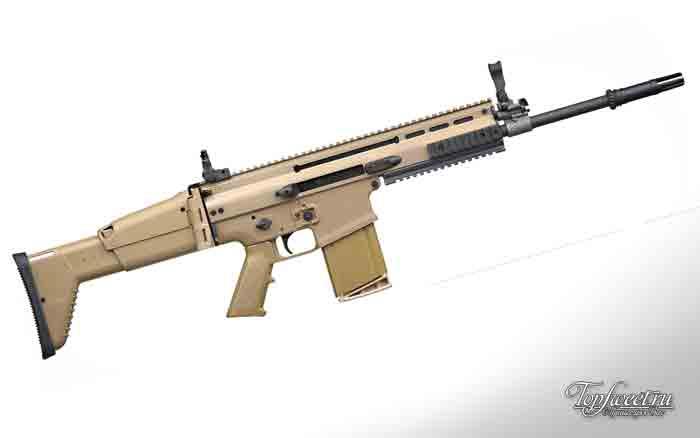 FN SCAR-H. Лучшие автоматы в мире