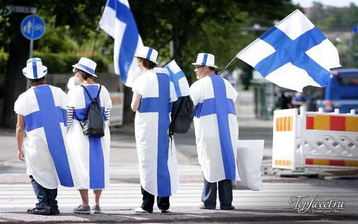 Финны. Финский язык - один из сложнейших языков мира