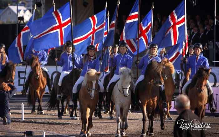 Исландцы. Список самых сложных языков