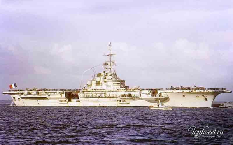 Клемансо. ТОП-10 лучших кораблей