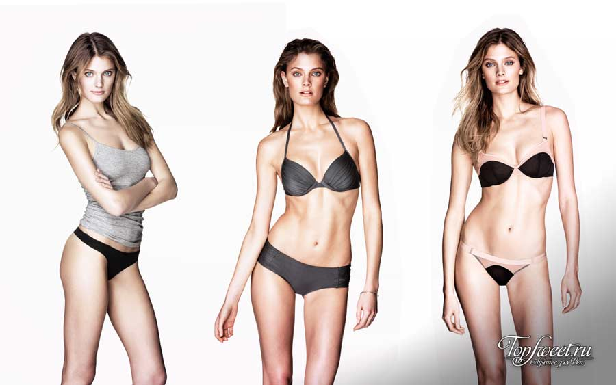 Констанс Яблонски. Рейтинг моделей 2016