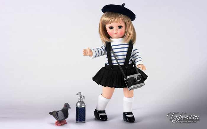 Кукла Eloise