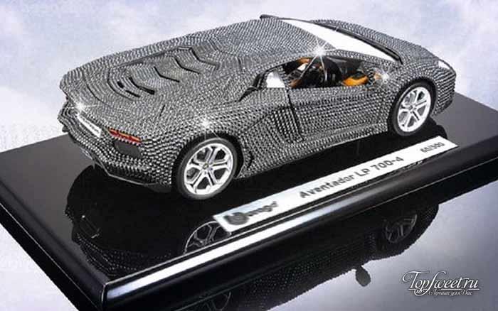 Lamborghini Aventador LP
