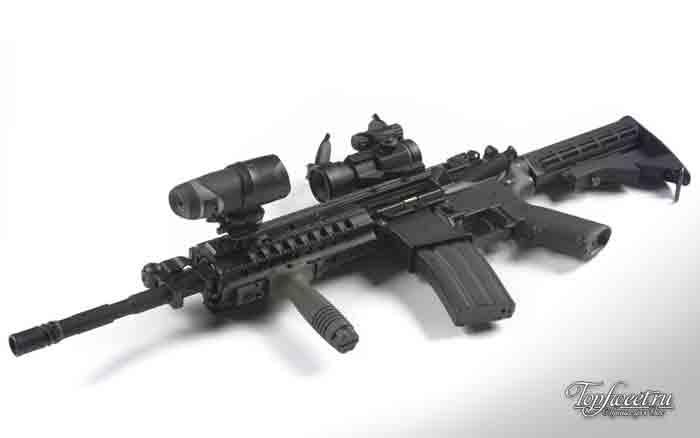 М16. Лучшая винтовка в мире