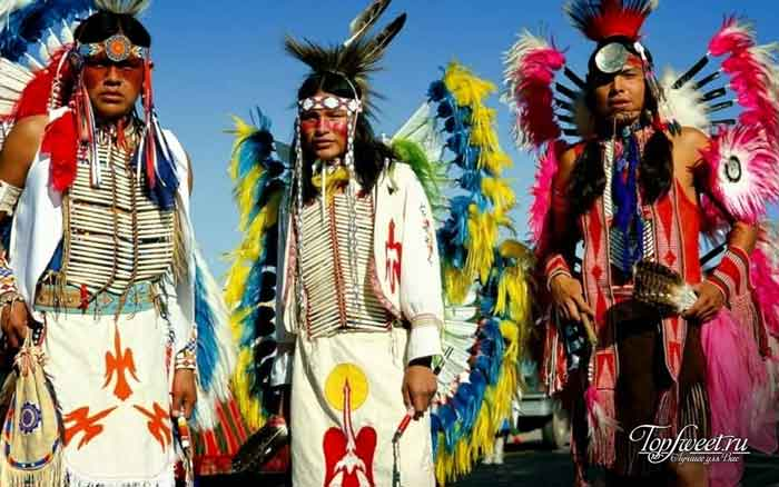 Индейцы Навахо. Самые сложные язык мира
