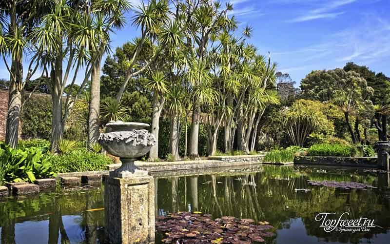 Ботанический сад.Потрясающие места Шотландии