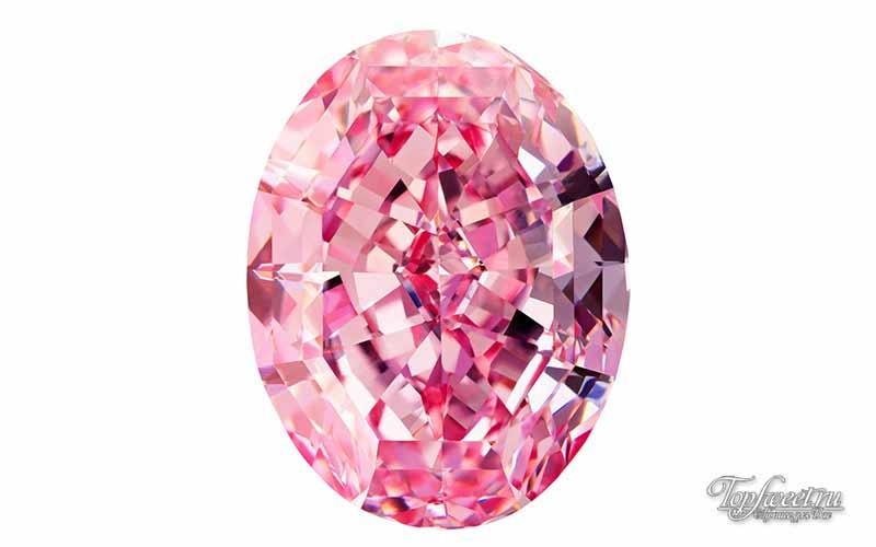 Бриллиант «Розовый Штайнмец»