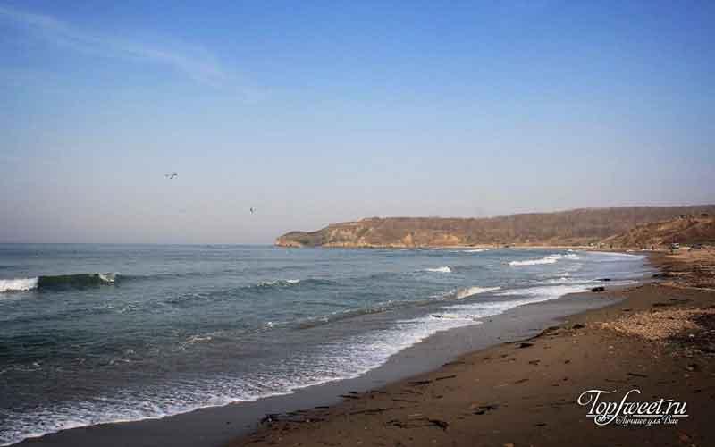Бухта Горностай. 10 самых опасных пляжей