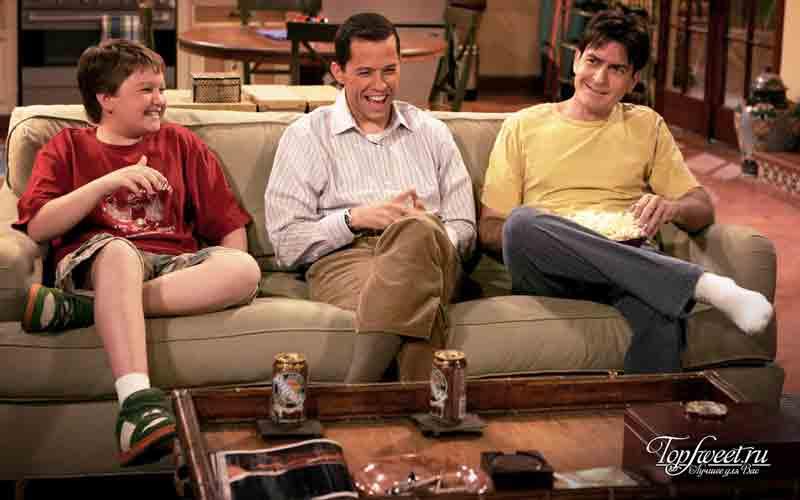 Два с половиной человека. 10 самых популярных комедий