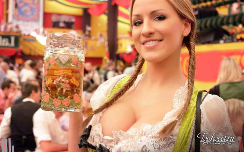 Германия. Большая грудь