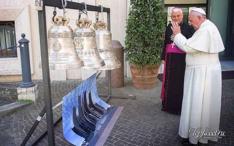 Папская литейная компания Маринелли
