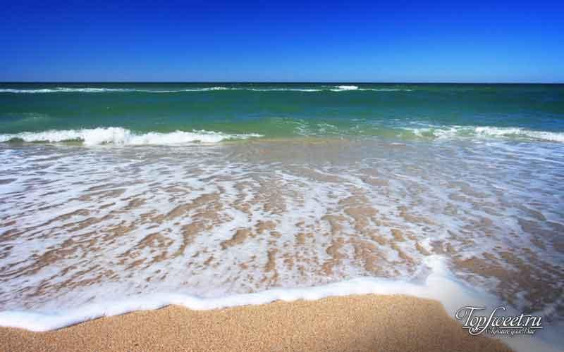 Пляжи округа Волуси. Опасные пляжи