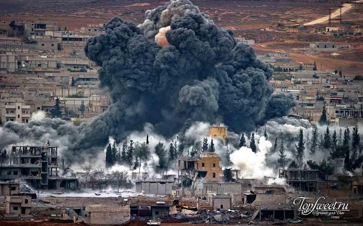 Ирак. Самые опасные страны в мире
