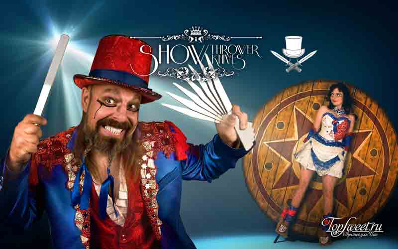 Цирковые ассистенты. Рейтинг опасных профессий