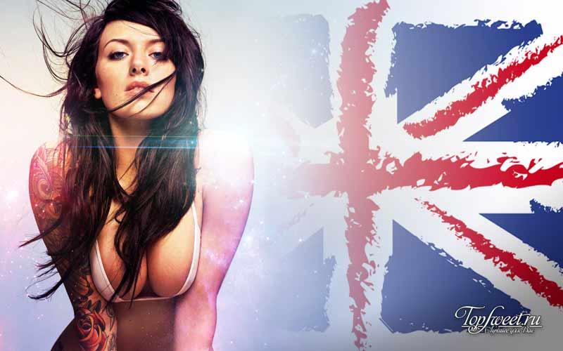 Великобритания. Увеличение груди