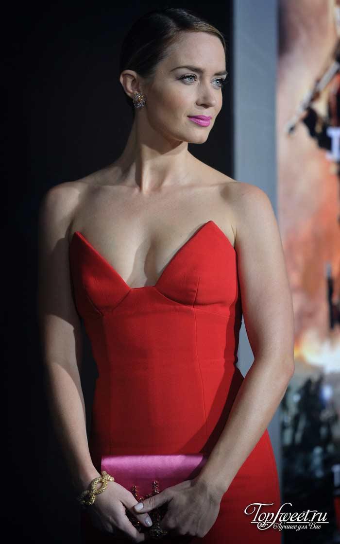 Эмили Блант. 10 самых сексуальных британских знаменитостей