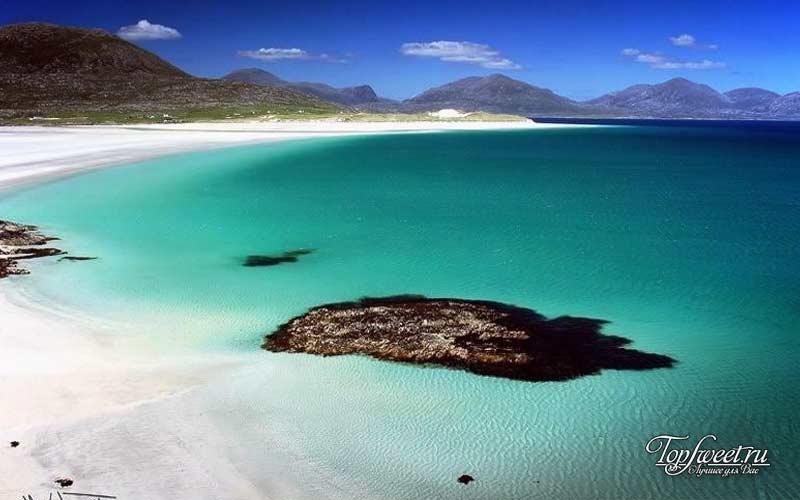 остров Гаррис. Острова Шотландии