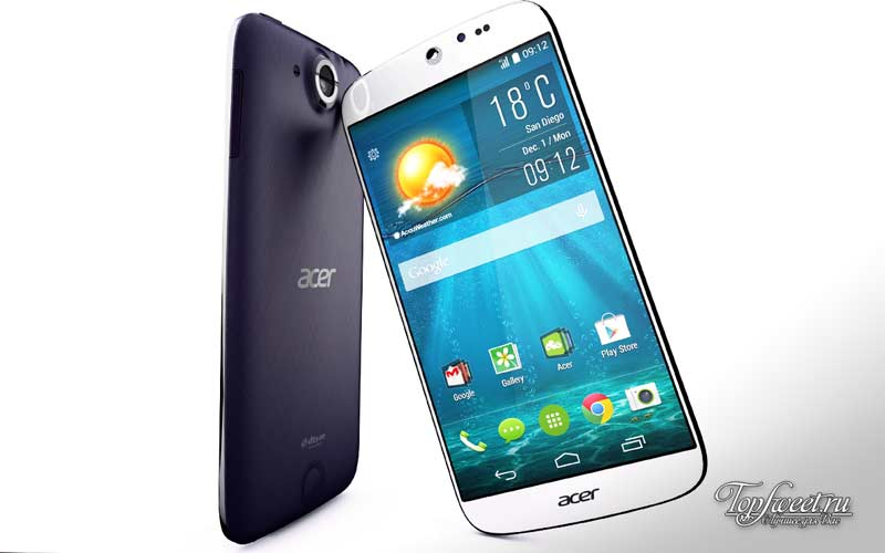 Acer Liquid Jade S. Лучшие бюджетные телефоны 2016