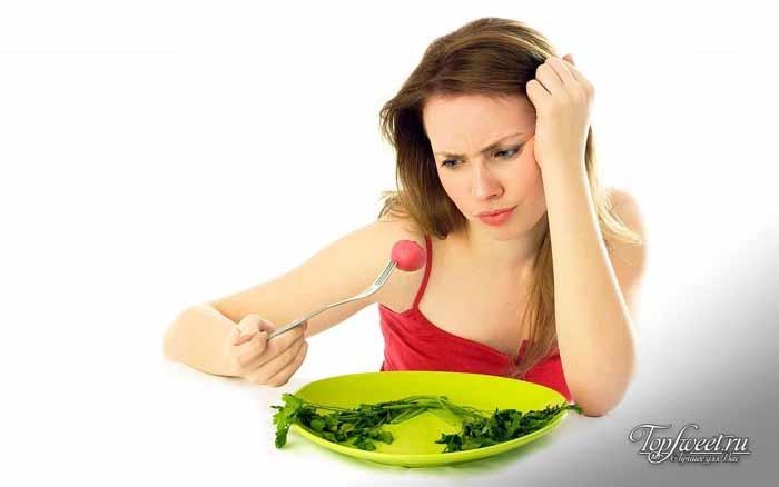 Аллергия на пищу. Самые необычные аллергии