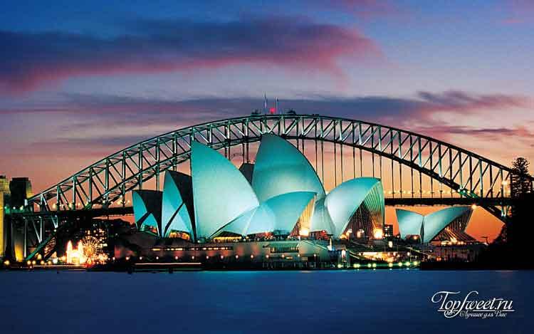 Австралия. Самые миролюбивые страны мира. ТОП-10