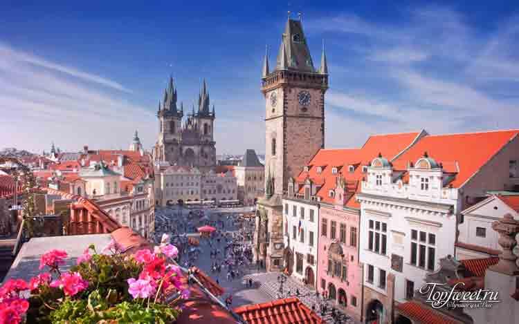 Чехия. Самые миролюбивые страны мира. ТОП-10