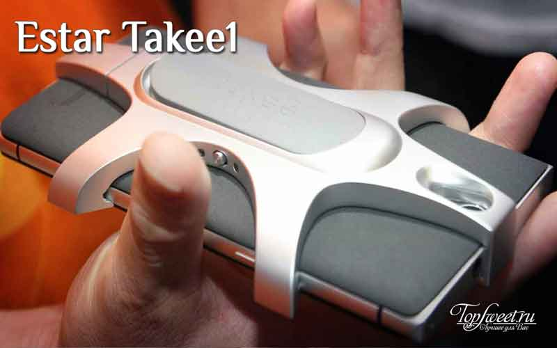 Estar Takee1. 8 лучших китайских смартфонов