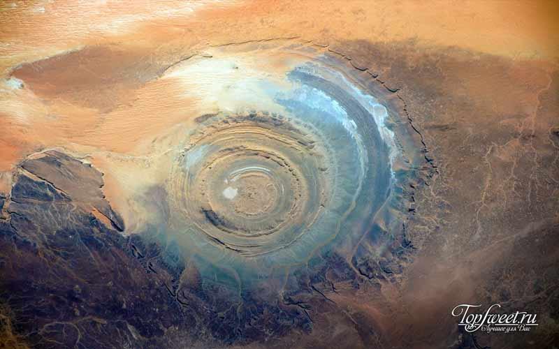 Геологическое образование Ришат