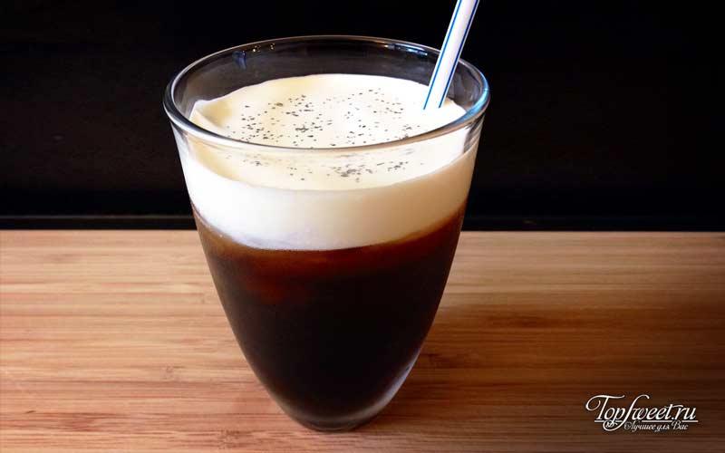 Кофе с морской солью