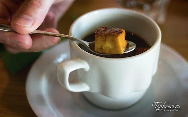 Кофе с сыром. Странные кофейные напитки