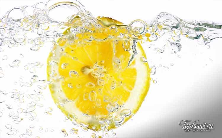 Лимон для пищеварения