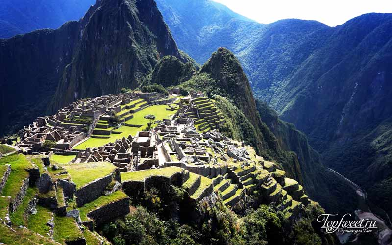 Мачу-Пикчу. Культовые места для фотосъемки. ТОП-10