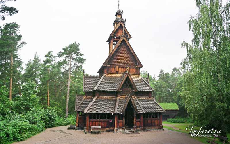 Норвежский музей истории культуры. Достопримечательности Осло