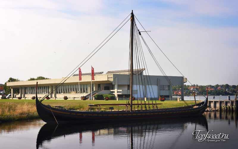 Музей викингов. Достопримечательности Осло