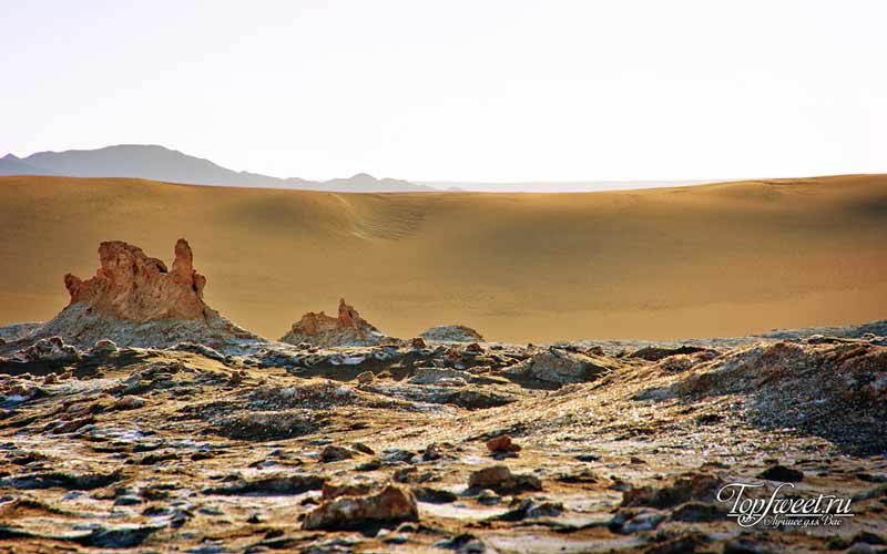 Пустыня Атакама. Экстремальные места планеты