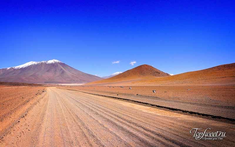 Пустыня Атакама. Самые экстремальные места