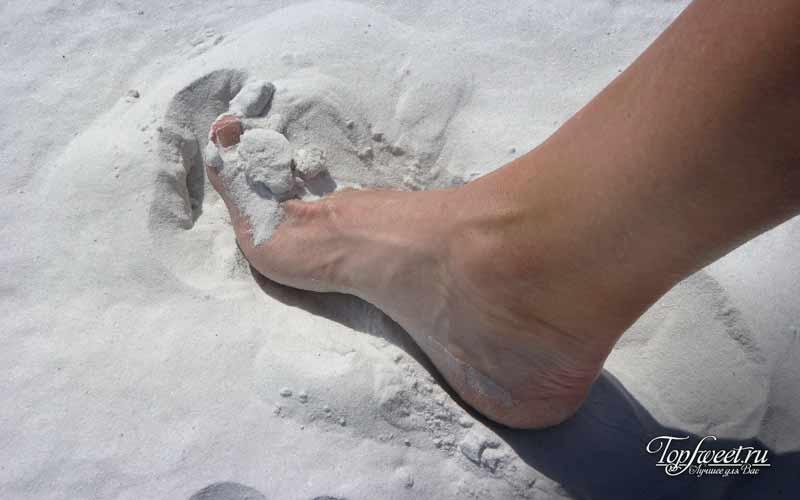 Сиеста-Бич. Самые необычные пляжи в мире