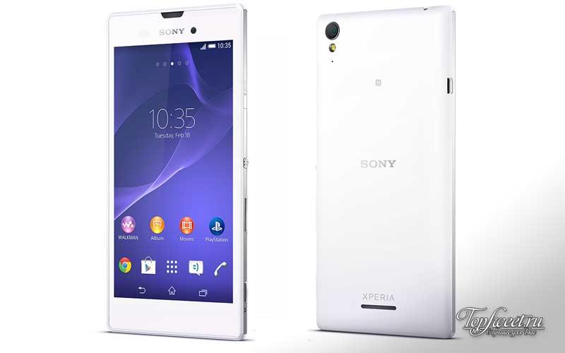 Sony Xperia T3. Лучший бюджетный телефон 2016