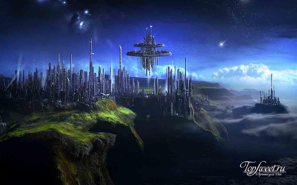 Города на венере